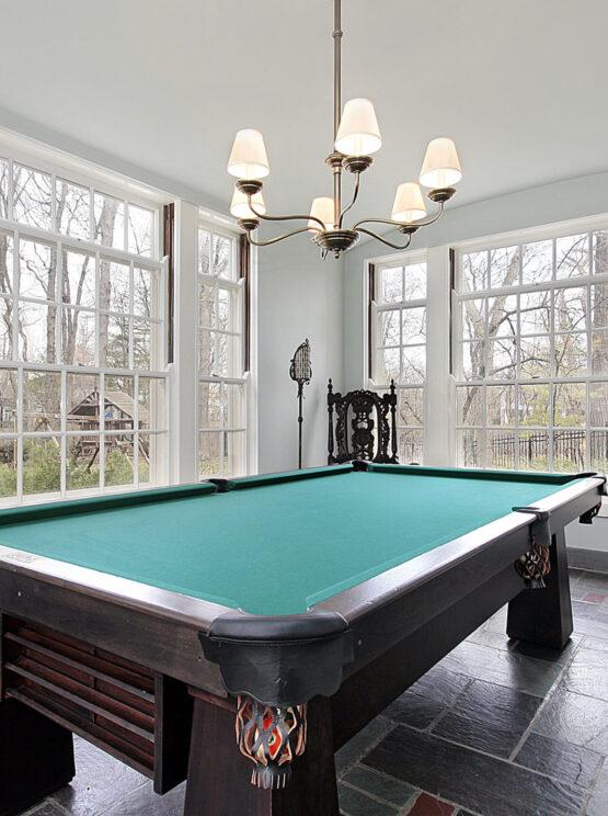 pool table refelting houston tx