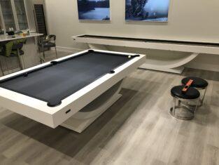 pool table set up houston